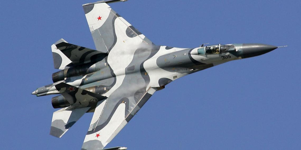 ВКС ограничились одним Су-27 для перехвата трех военных самолетов Франции над Черным морем