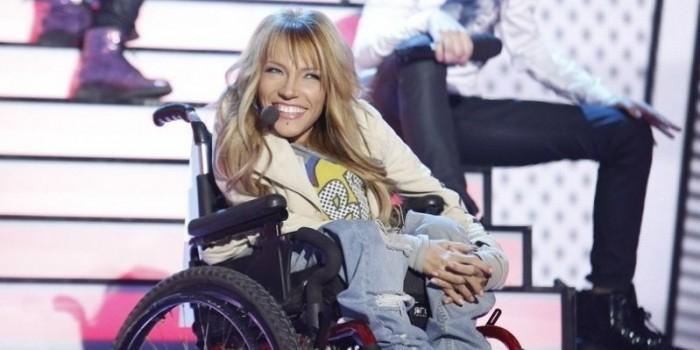 """Участница """"Евровидения"""" от России рассказала, как стала инвалидом"""