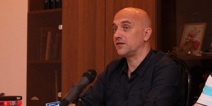 Прилепин рассказал о мощнейшей атаке со стороны Украины