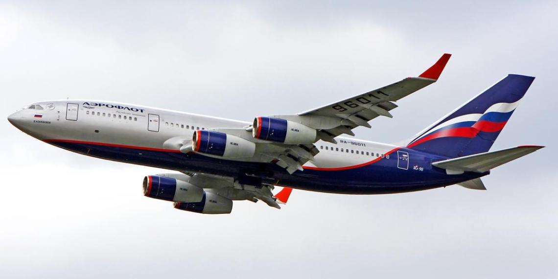 Новый серийный Ил-96-300 совершил свой первый полет