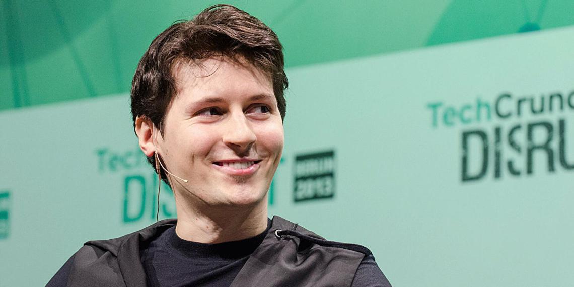 Павел Дуров сравнил контент Netflix и TikTok с липкой грязью