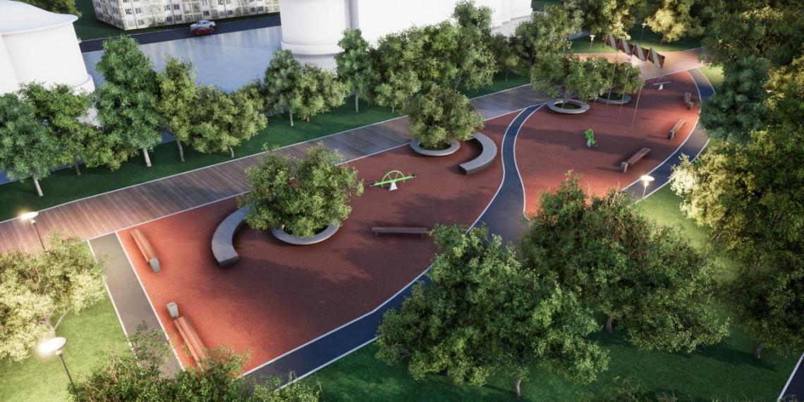 Собянин показал проекты благоустройства северных районов Москвы