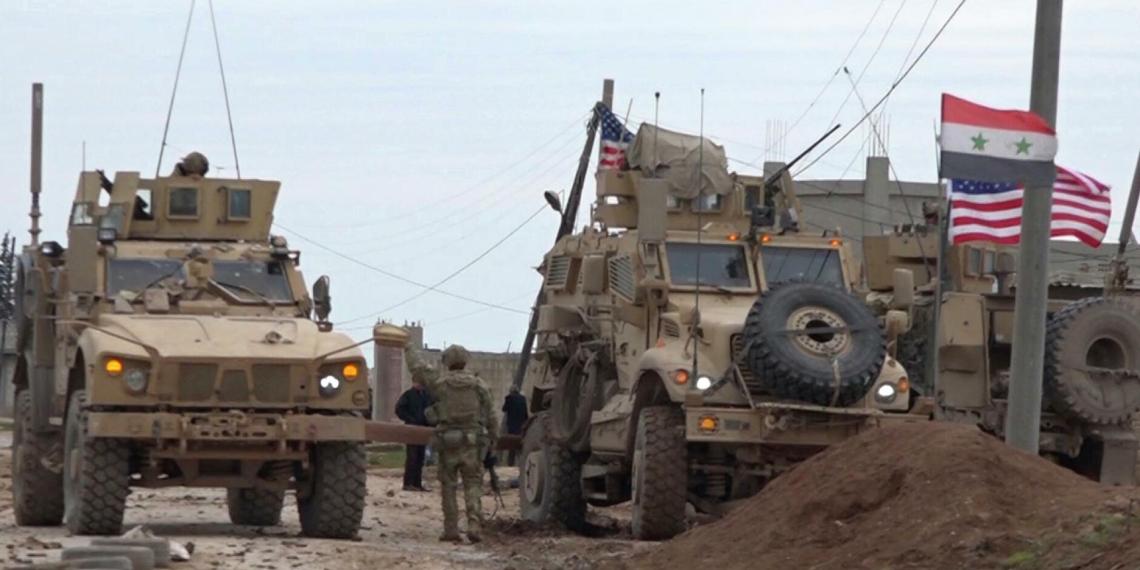 Россия укрепляет позиции в Сирии в ответ на переброску техники США