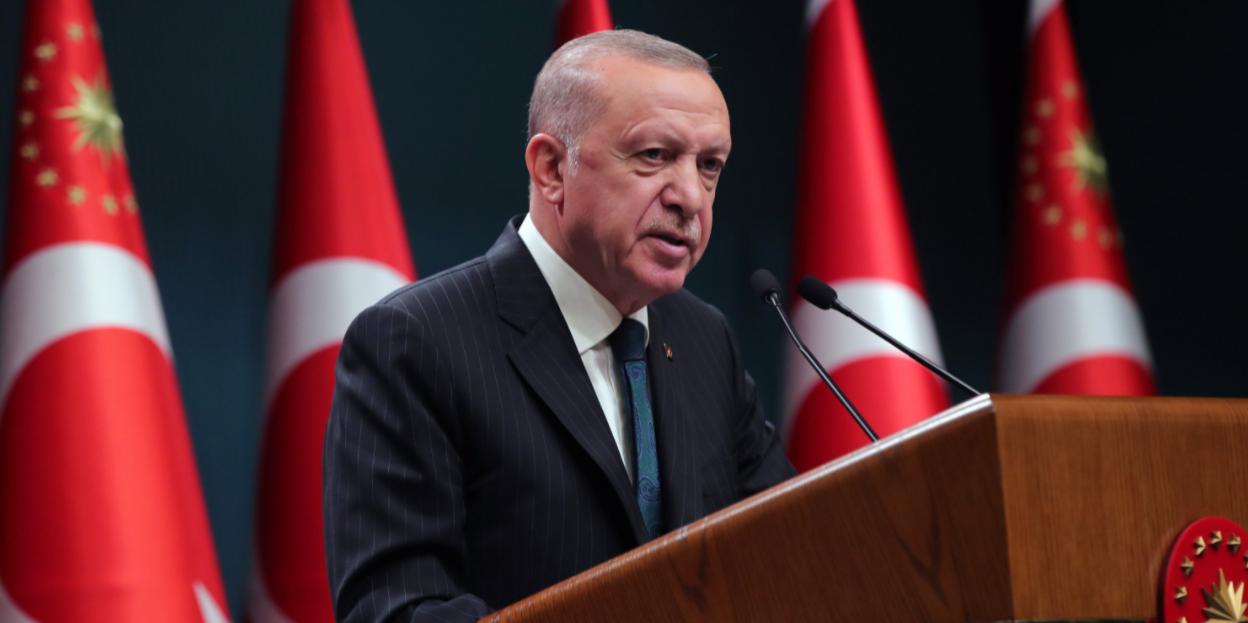 Эрдоган предложил США после Афганистана уйти из Ирака и Сирии