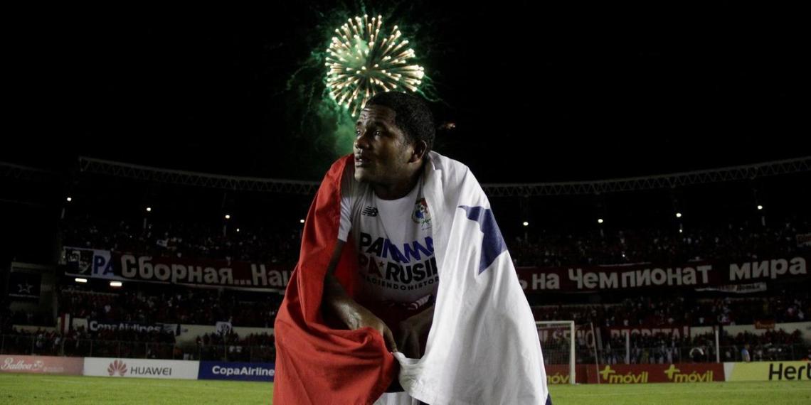 Болельщики Панамы в ходе матча с Коста-Рикой вывесили баннер на русском языке