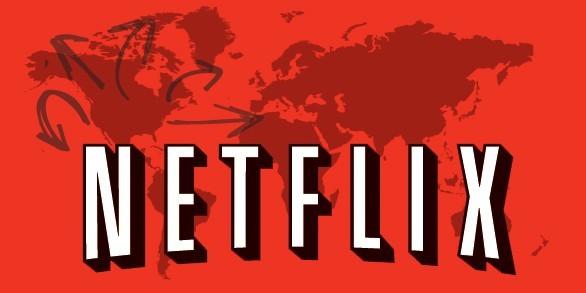 Стриминговый сервис Netflix заработал в России и Украине