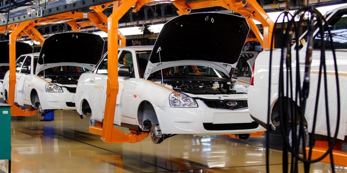 Мировые продажи Lada за полгода выросли на 41,1%