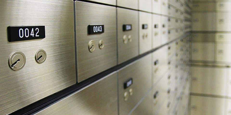 Из ячейки Сбербанка в Москве украли более полумиллиона долларов