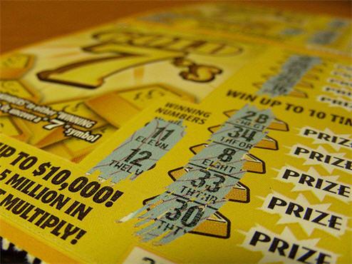 Американец потерял лотерейный билет, выигравший миллион долларов