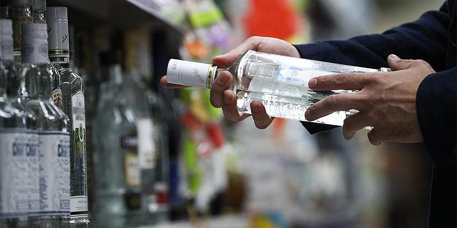 Россияне стали пить меньше водки
