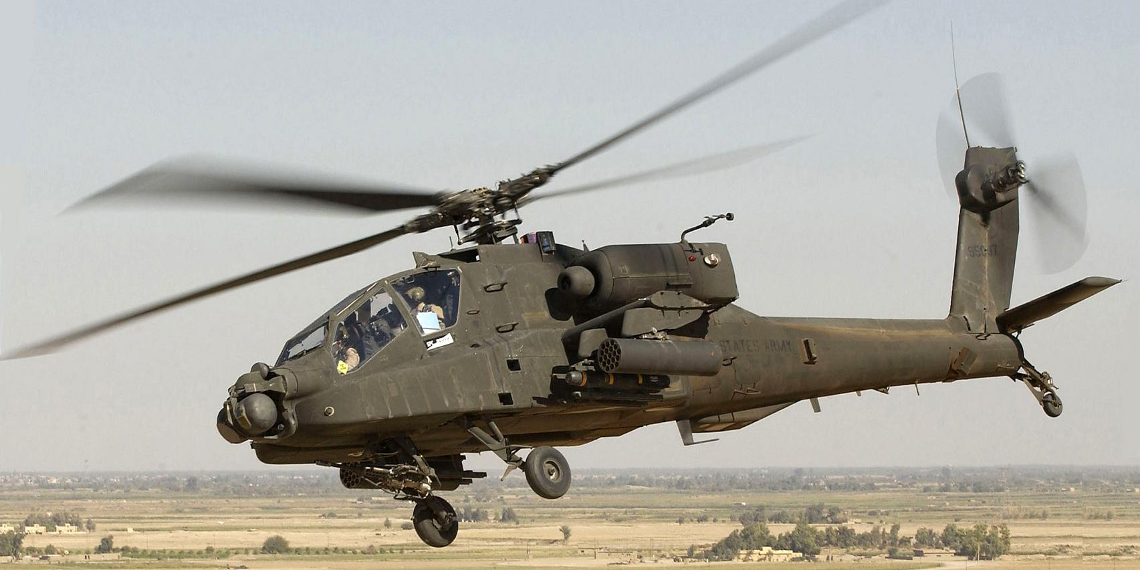 Индия перебросила ударные вертолеты и истребители на границу с Китаем