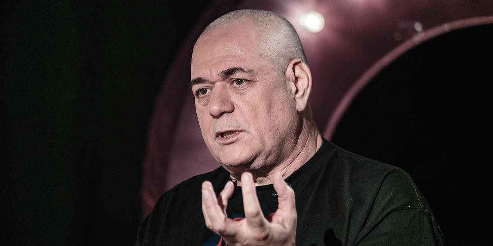 Журналист Сергей Доренко погиб после падения с мотоцикла