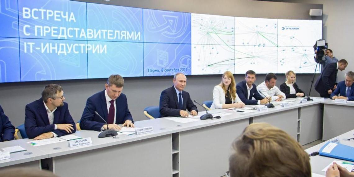 Путин: российским IT-компаниям пора переходить на отечественное ПО