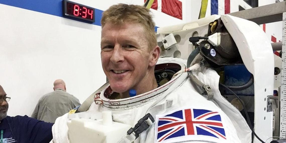 Британец на МКС принял за НЛО мочу российских космонавтов