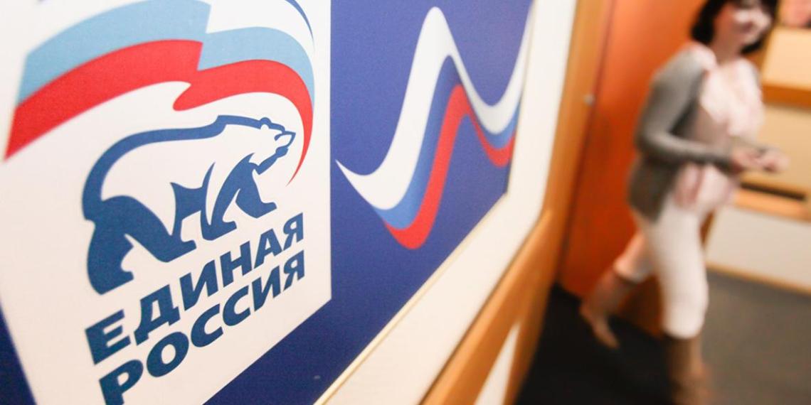 """Потуремский: в лидерах остается """"Единая Россия"""""""