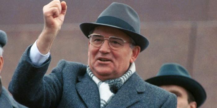 ВЦИОМ: россияне считают Горбачева виновным в распаде СССР