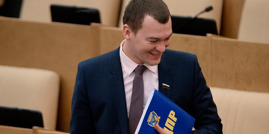 Дегтярев прокомментировал свое возможное участие в губернаторских выборах