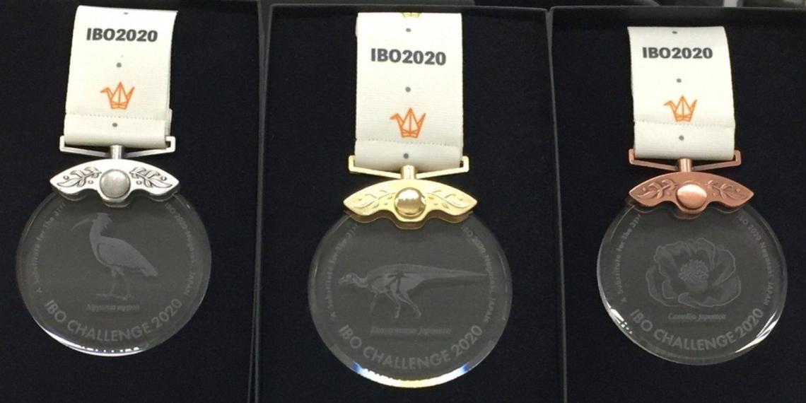 Московские школьники взяли три золота Международной биологической олимпиады