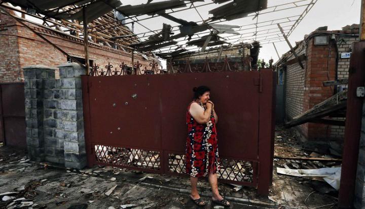 Киеву Донбасс нужен лишь как территория и ресурсы