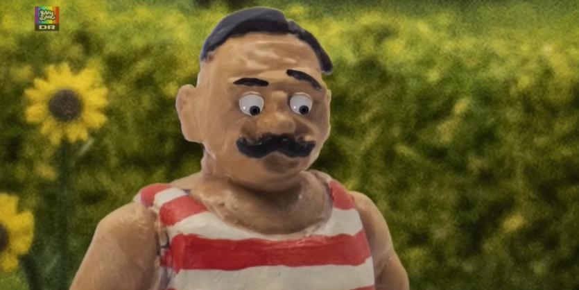 """Датчан возмутил детский мультфильм про чудака с """"самым длинным пенисом"""". Им он ворует сосиски и тушит пожары"""