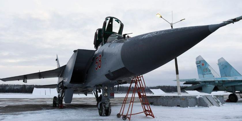 В США указали на неспособность России создать МиГ-41