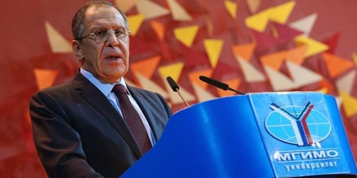 Лавров обвинил США в попытке навязать Европе сжиженный газ