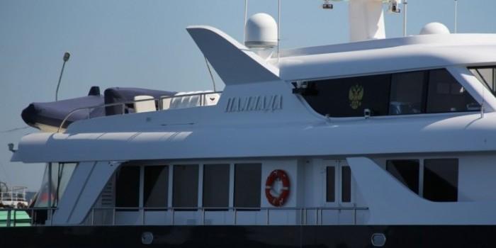 В Валаамском монастыре опровергли сообщения о подаренной Путиным яхте