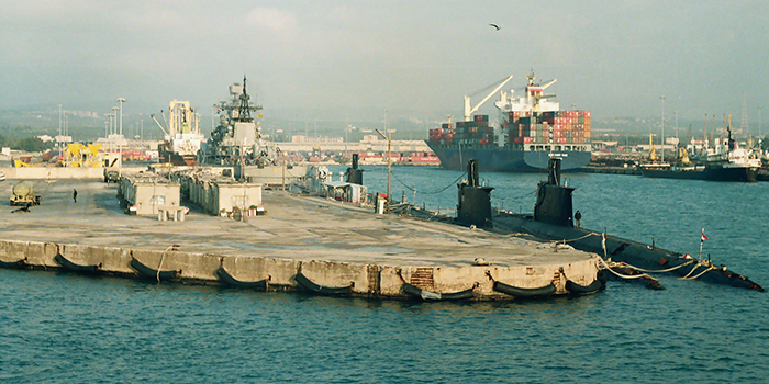 Россия пока не будет создавать в Сирии базу ВМФ