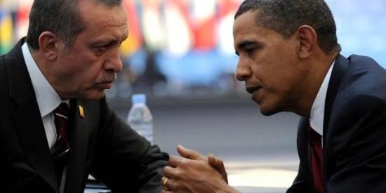 Обама призвал Эрдогана прекратить обстрел Сирии