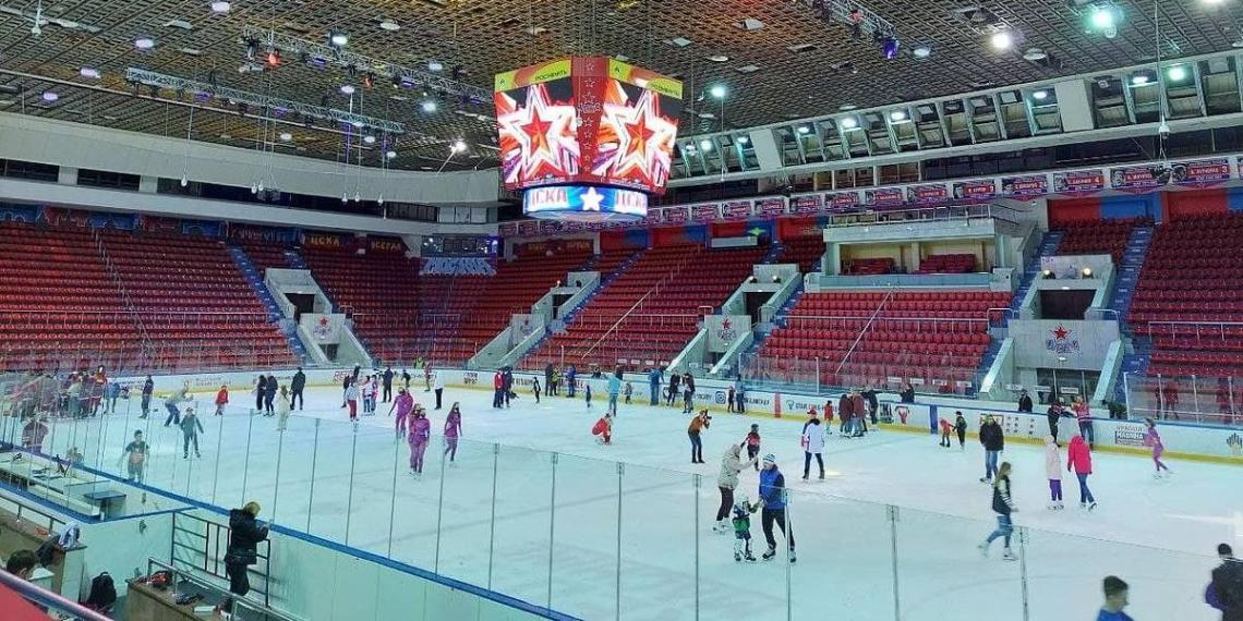 В Москве на Ленинградском проспекте построят новый ледовый дворец ЦСКА