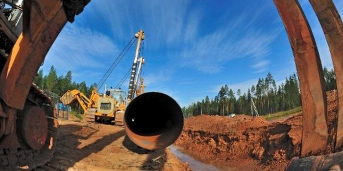 """""""Газпром"""" потерял трубы на 40 млрд рублей"""