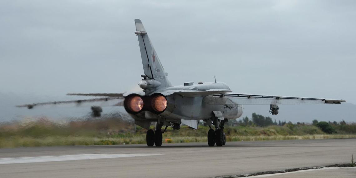 """""""Коммерсант"""" сообщил подробности крушения Су-24 в Сирии"""