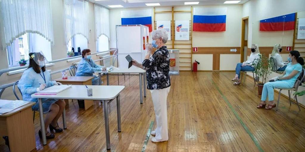 Эксперт дал прогноз по явке на участках для голосования