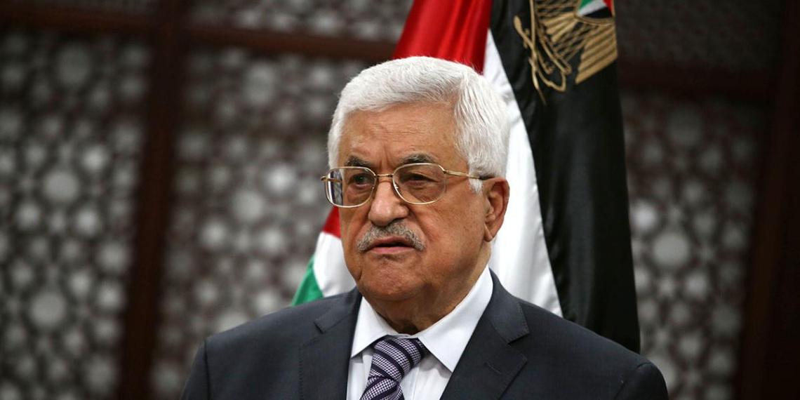 Палестина выходит из всех договоров с Израилем и США
