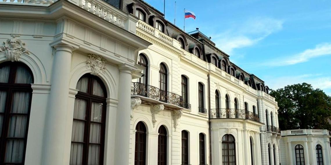Чехия сократит число российских дипломатов в Праге до числа чешских в Москве