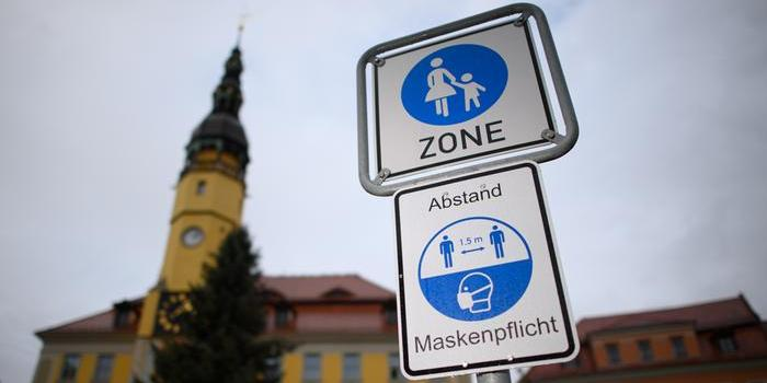 В Германии продлили жесткий карантин до конца января