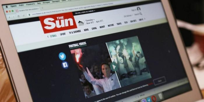 """В МИД отреагировали на публикацию The Sun о """"расизме в России"""""""