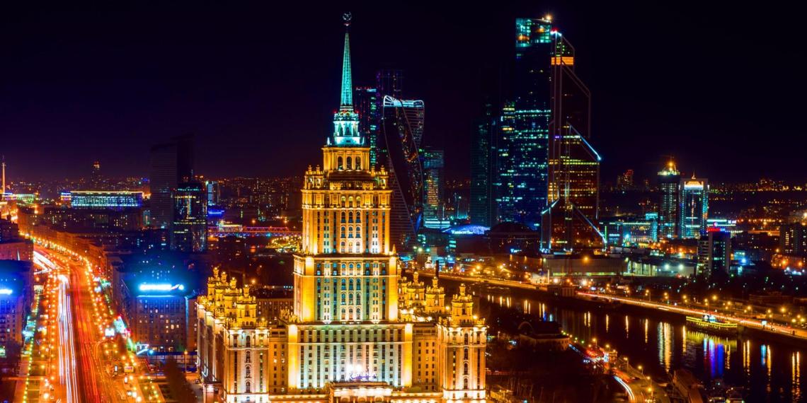 Москва поднялась сразу на 9 мест в рейтинге мировых финансовых центров
