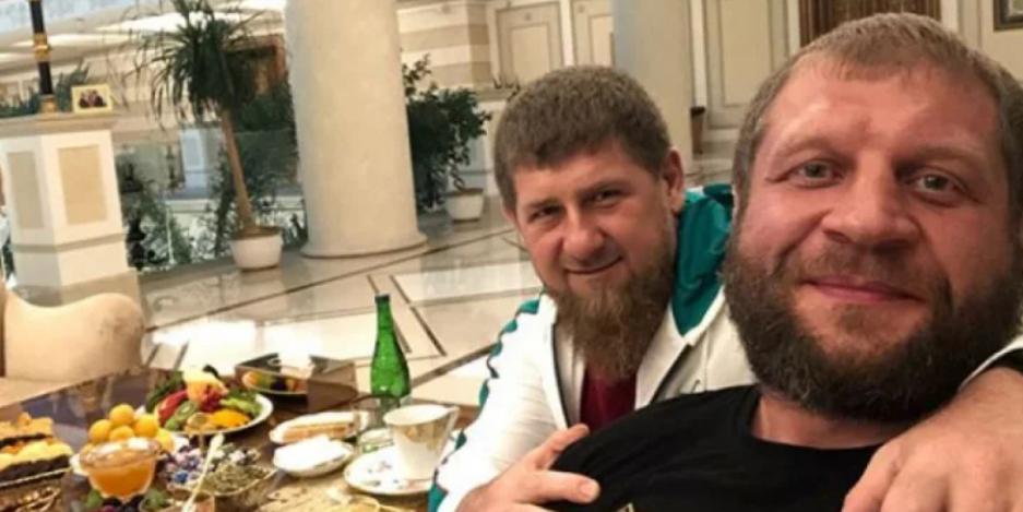 Емельяненко раскрыл роль Кадырова в подготовке к бою с Исмаиловым