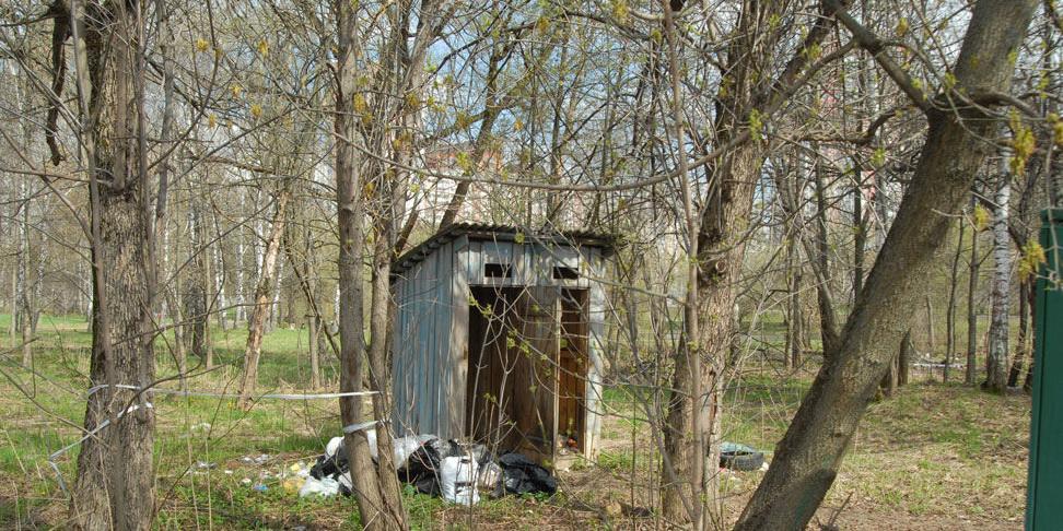 Каждый пятый россиянин живет без доступа к канализации