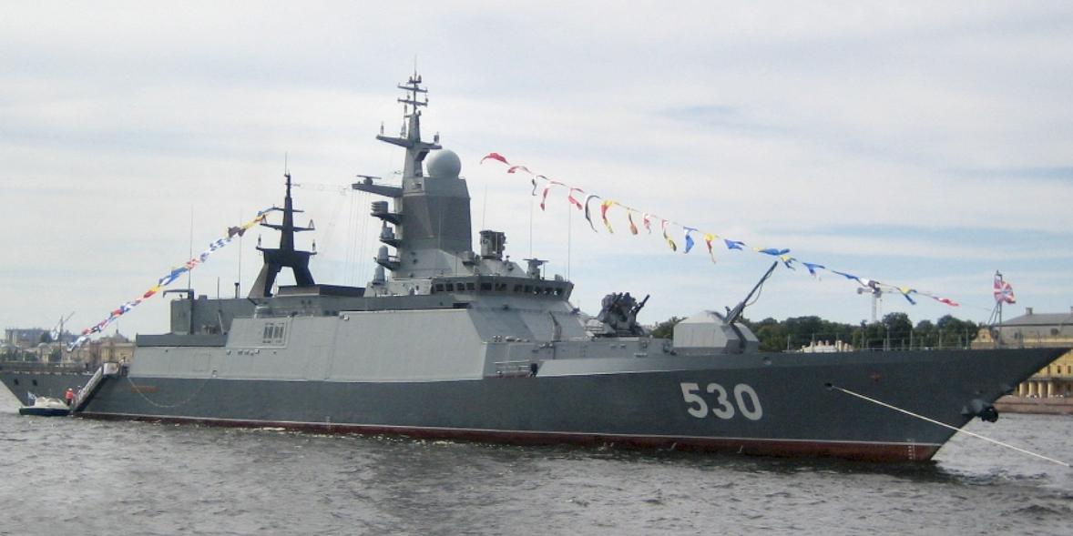 """Тихоокеанский флот пополнится новыми корветами с """"Цирконами"""""""