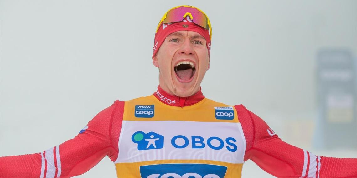 Большунова предложили признать спортсменом года в России