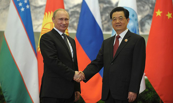 Сотрудничество Китая и РФ подрывает планы наказать Кремль