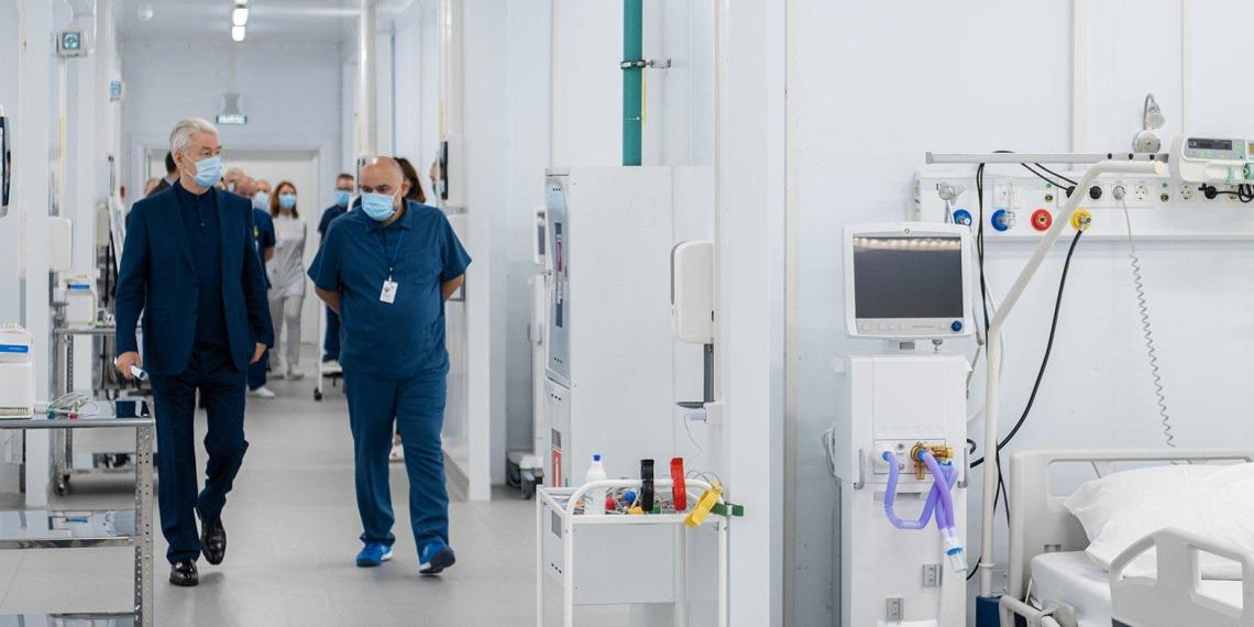 Собянин заявил о снижении темпов выявляемости коронавируса в 10 раз
