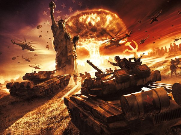 Пол Крейг Робертс: Вашингтон намерен уничтожить Россию