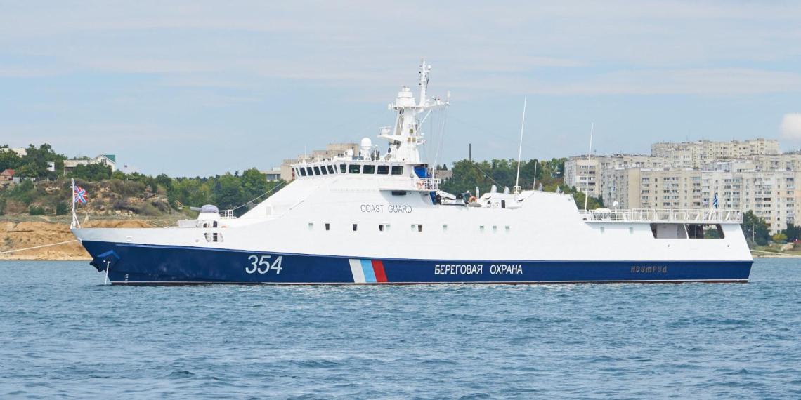 На Украине обвинили ВМФ России в вытеснении украинских кораблей из зоны военных учений