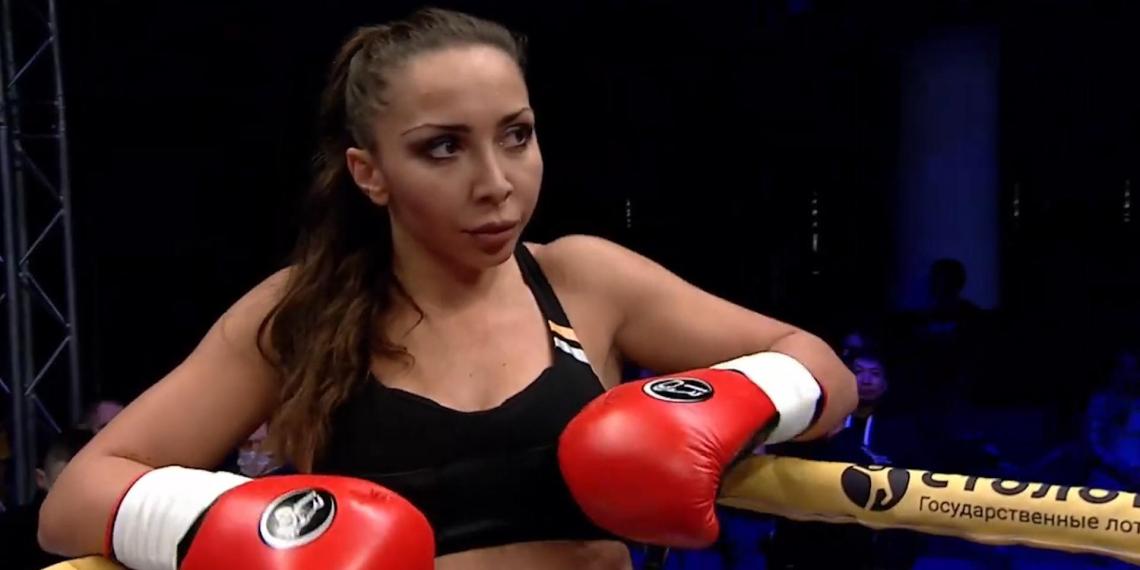 Девушка-боец бросила вызов Губерниеву из-за расплакавшейся Бузовой