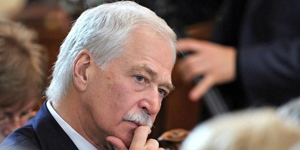 Грызлов обвинил Украину в блокировке работы контактной группы по Донбассу
