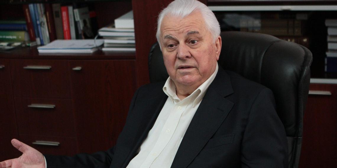 """Кравчук назвал """"нормальным ответом патриота"""" слова Зеленского о возможности войны с Россией"""