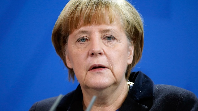 Меркель не приедет праздновать победу над фашизмом